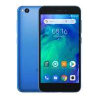 Xiaomi Redmi Go 1/16GB Blue/Синий Global Version